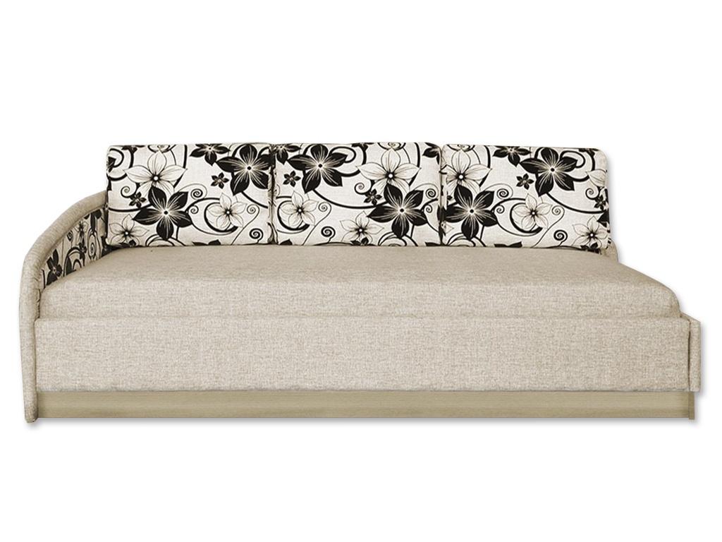 кровать тахта угловая с подушками 1400х2000 купить в интернет