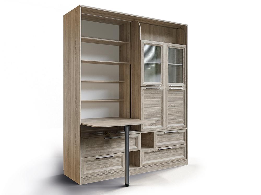 Встроенные шкафы в нишу на заказ недорого